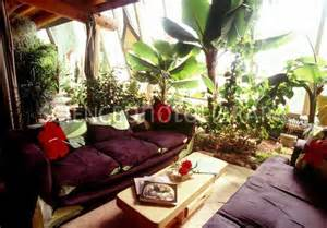 Home Interior Usa Earthship Home Interior Usa Stock Image C002 9443
