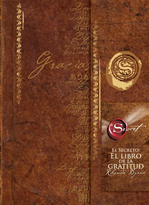 libro this book is the el secreto el libro de la gratitud the secret gratitude book book by rhonda byrne