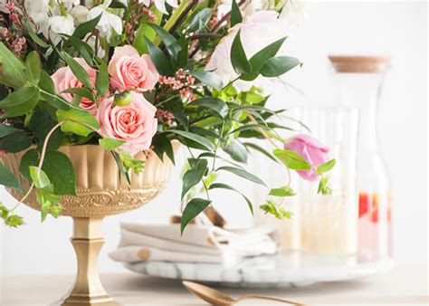 centerpieces   tables   styles