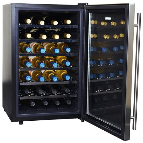 To Market Recap Wine Cooler by Newair Aw 281e Thermoelectric Freestanding Wine Cooler