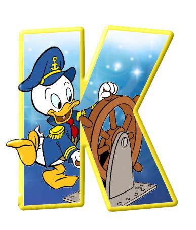 lettere alfabeto disney alfabeto de personajes disney con letras grandes alphas