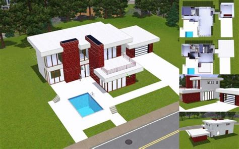 sims 3 buy new house stunning modern house floor plans sims 3 pictures home