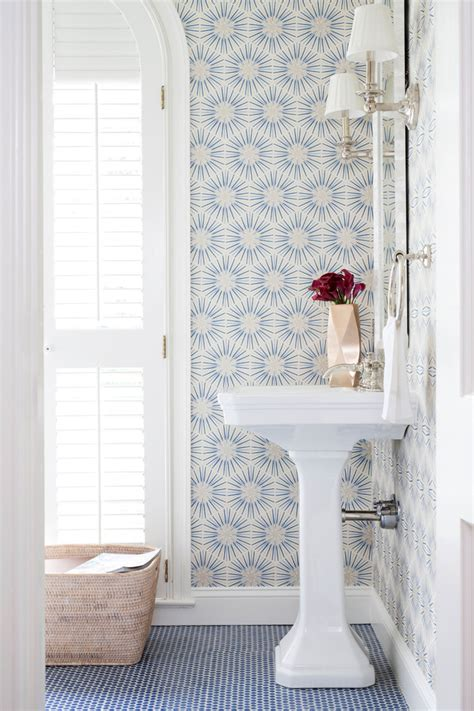 wallpaper for bathrooms walls lust worthy statement bathroom wallpapers