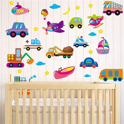 wallpaper dinding kartun 10 wallpaper dinding kamar anak motif cars nirwana deco