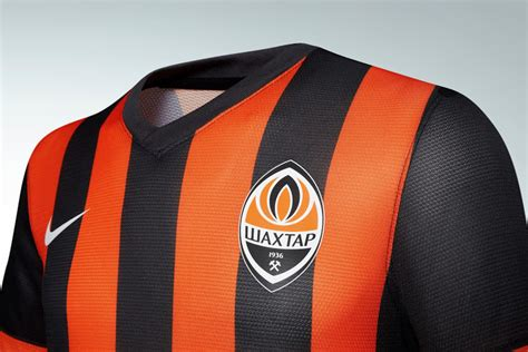 Calendã Tjpr Shakhtar Donetsk 13 14 2013 14 Home Kit Released Footy
