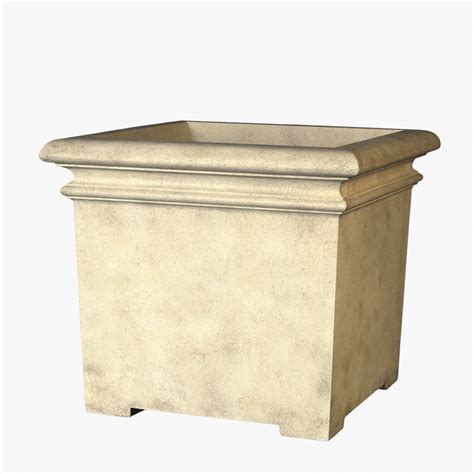 the elegant pompeii concrete planter planters unlimited