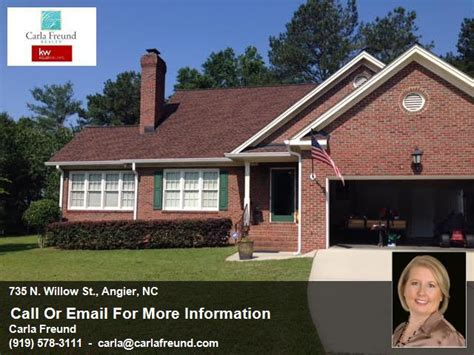 houses for sale in angier nc 735 n willow st angier nc 27501 quot coming soon quot nea