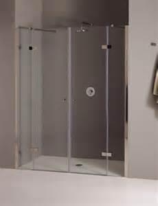 2 In 1 Shower Curtain Box Doccia In Vetro Cristallo Vetreria Industriale Vitra