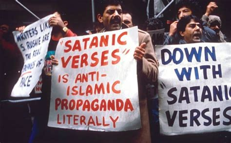 Satanic Verses Quotes Against Islam