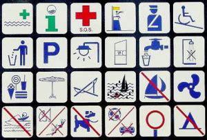 imagenes de signos visuales y su significado los signos la gu 237 a de lengua