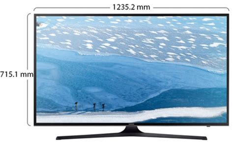 Tv Samsung Led 55 Inch samsung 55 inch 4k uhd smart led tv 55ku7000 price review and buy in dubai abu dhabi and