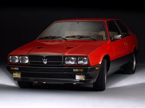 85 Maserati Biturbo by Maserati Biturbo S 1983 85