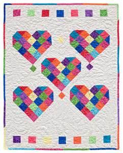 8 quilt block patterns for valentine s day stitch