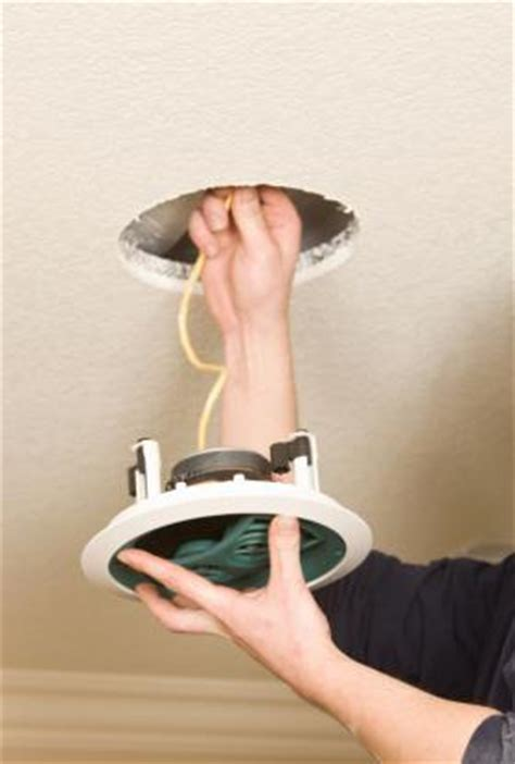 install ceiling speakers how to install ceiling speakers