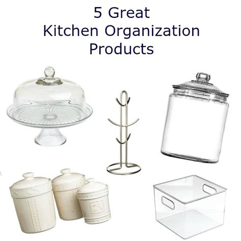kitchen organization products 5 great kitchen organization products