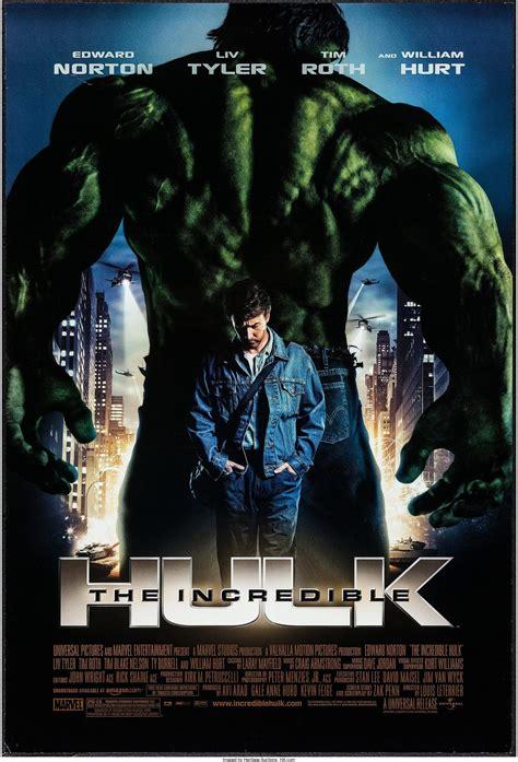 membuat poster film hulk o incr 237 vel hulk the incredible hulk 2008 movies i ve