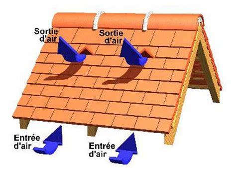 Ventilation Toiture Tuile by Ventilation De Toiture Comment Faire Couvreurs Occitans