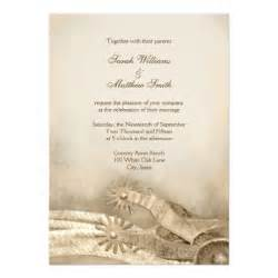 rustic country western wedding invitations 5 quot x 7 quot invitation card zazzle