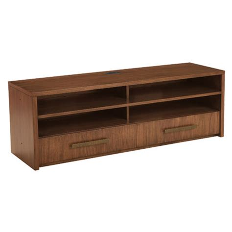 Living Room Media Furniture by Shop Media Consoles Living Room Entertainment Cabinets