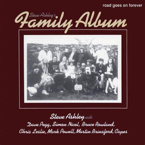 Cd Arkarna The Family Album steve s family album