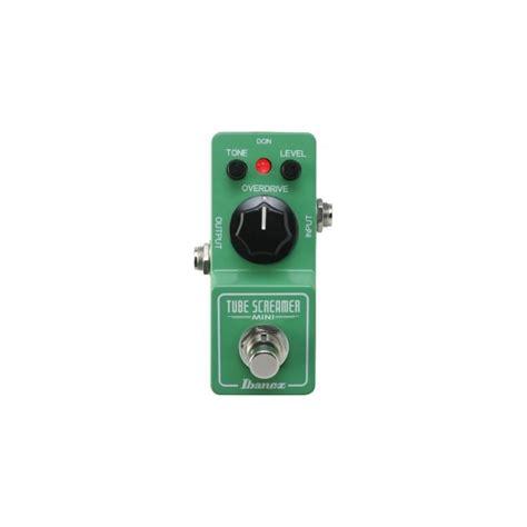 Ibanez Ts Mini Effect Pedal ibanez tsmini screamer mini overdrive pedal