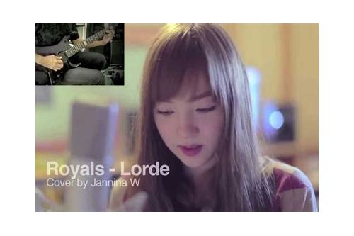 download royals cover jannina w