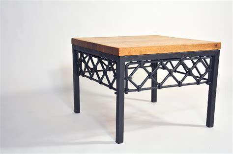Zig Zag Coffee Table Wrought Iron Coffee Table Quot Zig Zag Quot Creative Iron