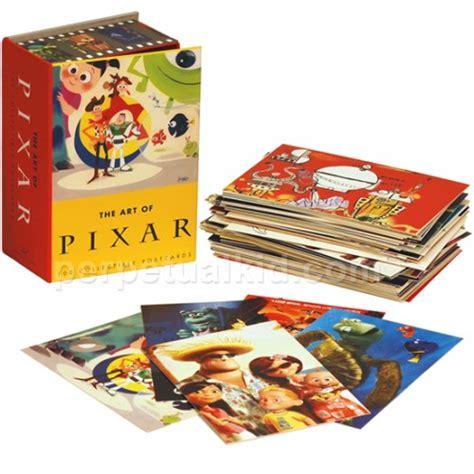 the art box postcards art of pixar postcard collection mickey fix