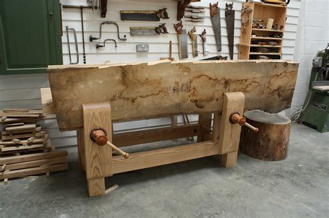 oak work bench the oak artisan getting started the english woodworker