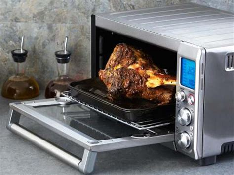 smart countertop breville smart oven review foodal