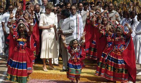 Diana India New Hitam diana princess of wales india avanti reddy royal news express co uk