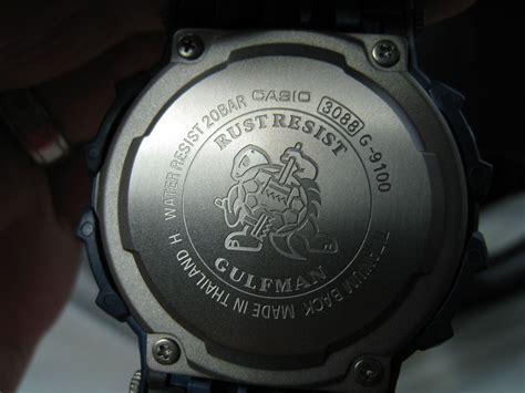 Gshock G9100 Gulfman casio g shock g 9100 2 gulfman photos and