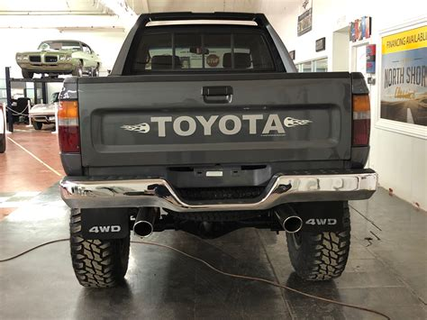 1993 Toyota Pickup 4x4 Lifted 40 250 Actual Miles New