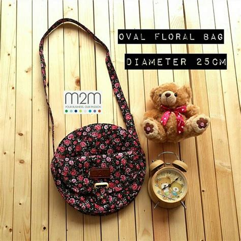 Tas Slempang Mini Baby Pink model sling bag bags more