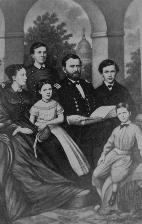 the ancestry of general grant and their contemporaries classic reprint books ulysses s grant family www pixshark images