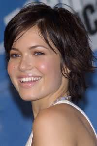 Mandy moore hairstyle pixie cut long hairstyles