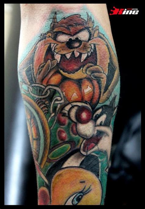 looney tunes tattoos the world s catalog of ideas