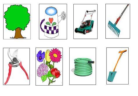 imagenes reales de objetos objetos del jardin