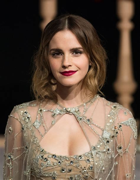 emma watson emma watson the beauty and the beast premiere in
