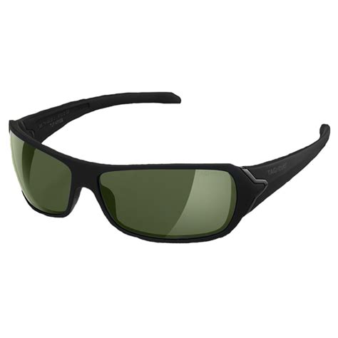 low price tag heuer racer sunglasses shiny black frame green outdoor lens for sale big