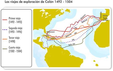 cuantos eran los barcos de cristobal colon descubrimiento de am 233 rica portal acad 233 mico del cch
