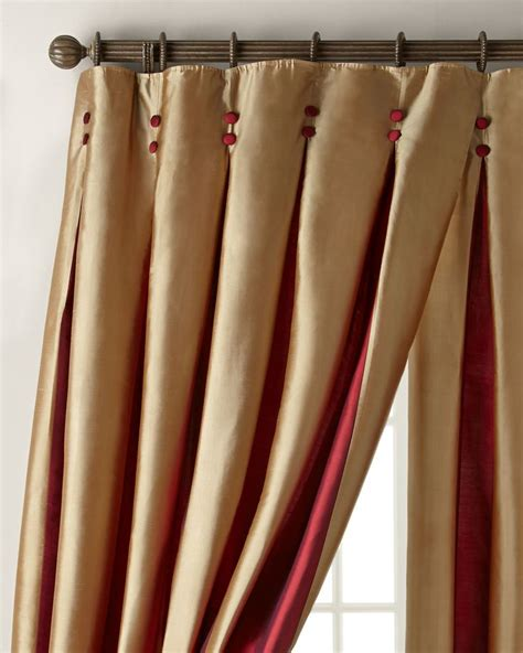inverted pleat drapes 17 best images about currtins on pinterest arched window