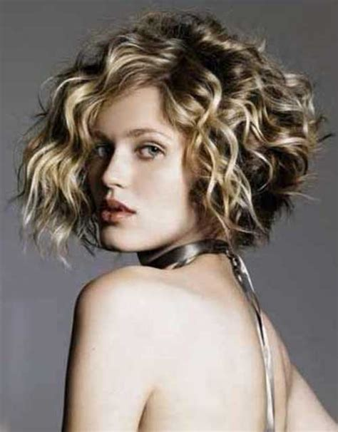 hairstyles for short blonde curly hair 15 short thick curly hair short hairstyles haircuts 2017