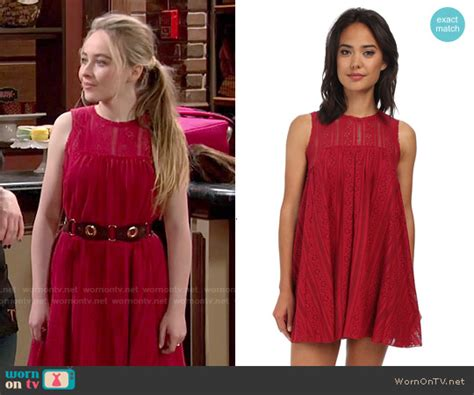 Dress Sabrina Lace Tile 1 wornontv s lace dress on meets world