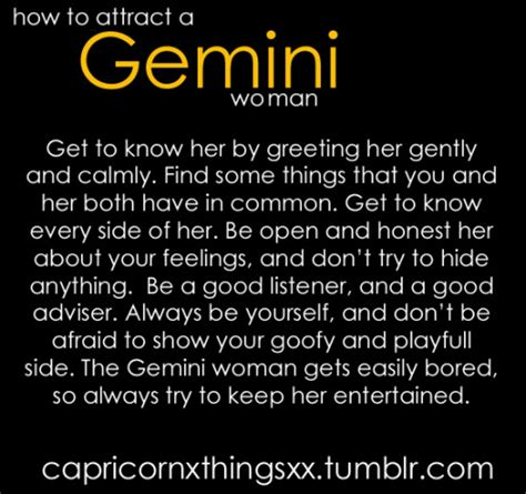 gemini woman tumblr