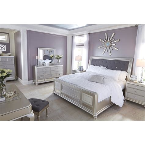 coralayne collection bedroom set by ashley furniture signature design by ashley coralayne queen bed with