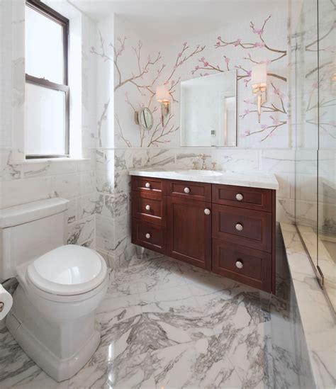 cherry blossom bathroom cherry blossom bedroom wallpaper bathroom contemporary