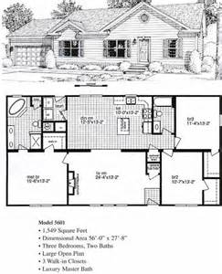 modular ranch floor plans ranch modular home floor plans bahama bay bsn homes