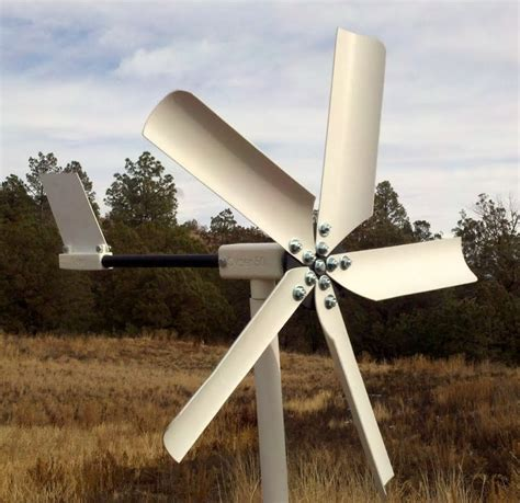 50 watt diy small wind turbine kit solar sphere inc