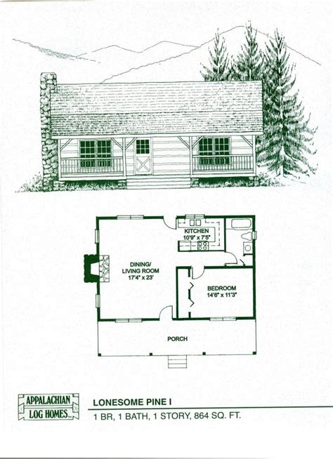 log cabin floor plans new 1 bedroom log cabin floor plans new home plans design